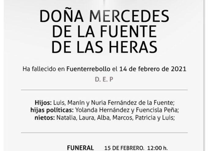 Mercedes de la Fuente de los Heros