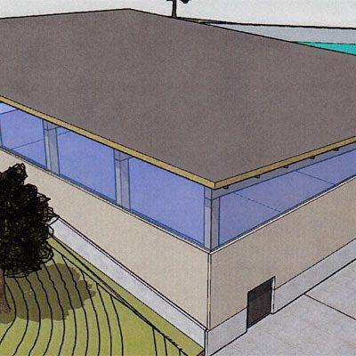 El Ayuntamiento de Cuéllar cubrirá la piscina climatizada con cargo al superávit de 2020