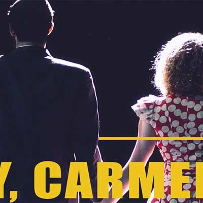 `Ay Carmela´ y `Los imperios de la luna´, propuestas teatrales de la última quincena de marzo en Cuéllar