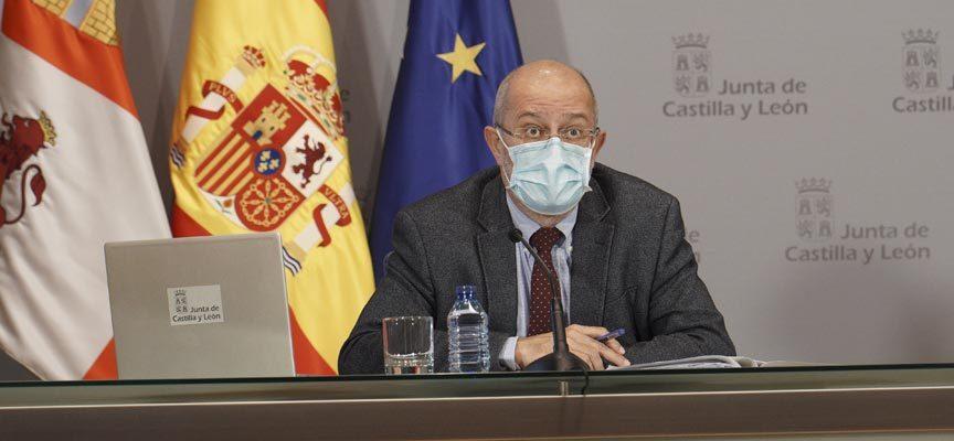 Castilla y León pasa a nivel 2 de alerta sanitaria pandémica por la COVID-19