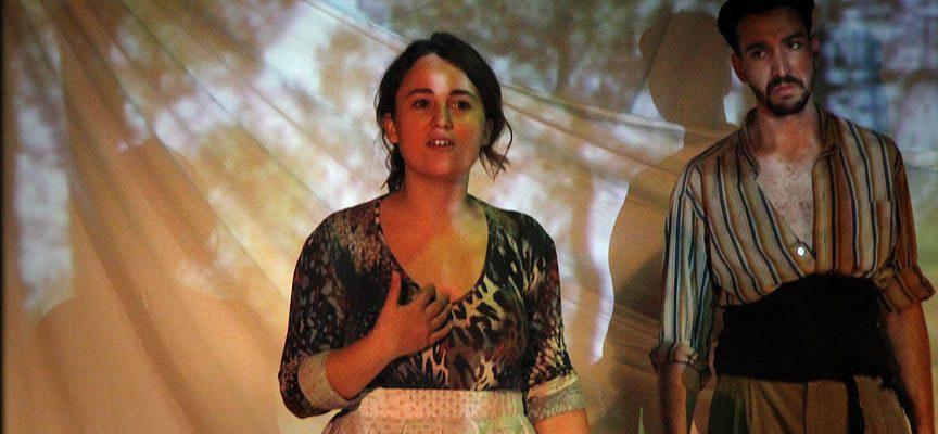 `Cierva acosada´, la obra inédita de Alfonsa de la Torre, se sube a las tablas