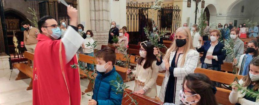 Los pasos de Semana Santa podrán visitarse a partir del jueves en San Andrés, San Miguel y San Esteban