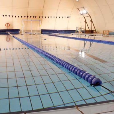 La piscina climatizada de Cuéllar reabrirá sus puertas a comienzos de octubre