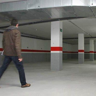 El Ayuntamiento de Cuéllar abre el plazo para optar al alquiler de 27 plazas de garaje en Niñas Huérfanas