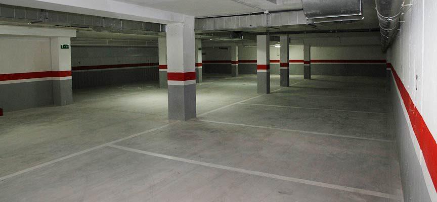 Las plazas de garaje de Niñas Huérfanas cuentan ya con 15 solicitudes de alquiler
