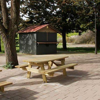 El Ayuntamiento licita el quiosco-bar del parque de la Huerta del Duque
