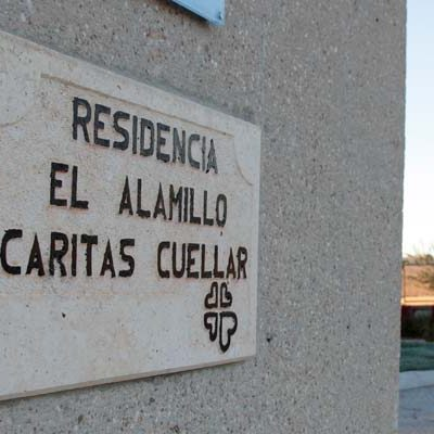 La residencia El Alamillo se cierra a las visitas tras el positivo en COVID-19 de una trabajadora