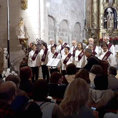 Las 'Aulas para Convivir Cantando' de la Diputación cuentan este año con 21 coros en la provincia