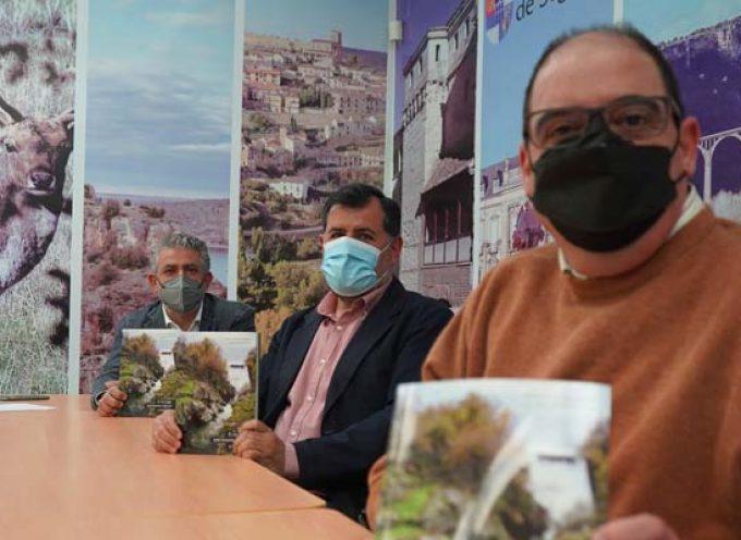 La Diputación publica el libro 'El río Cega: patrimonio natural e histórico' de Fermín de los Reyes y Javier Pascual