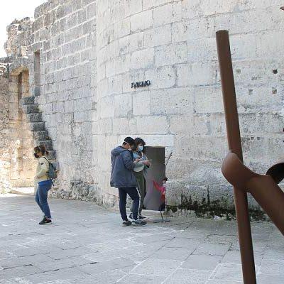 Más de 2.000 personas pasaron por la oficina de Turismo de Cuéllar en Semana Santa