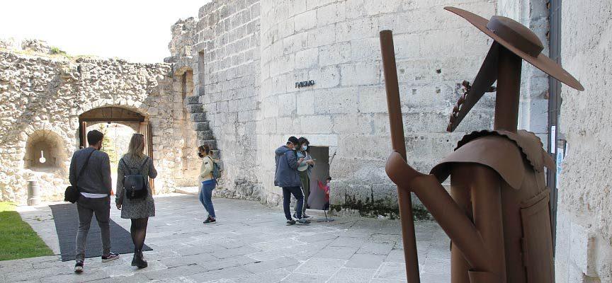 El turismo se recupera en Cuéllar en el Puente del Pilar con la llegada de 1.595 visitantes