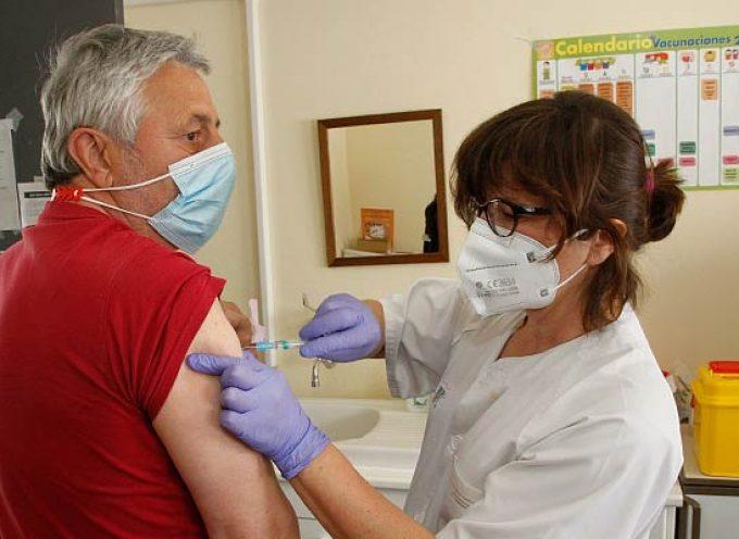 Vacunación en Cuéllar, Carbonero, Nava de la Asunción y Fuentesaúco a los nacidos en 1957 y 1958