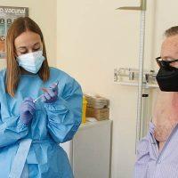 La Junta vacunará la próxima semana en Cuéllar a los nacidos en 1973, 1974 y 1975