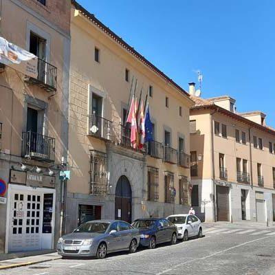 La Diputación de Segovia retrasa el cobro de tributos a los vecinos de la provincia