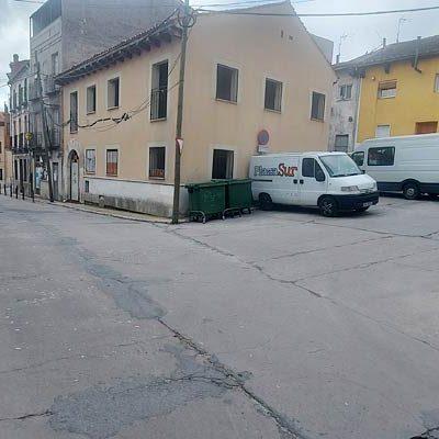 El Ayuntamiento de Cuéllar licita la obra de reforma de la calle Segovia