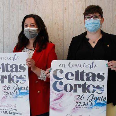 El 3 de junio comenzará la venta de entradas para el concierto de Celtas Cortos en Cuéllar