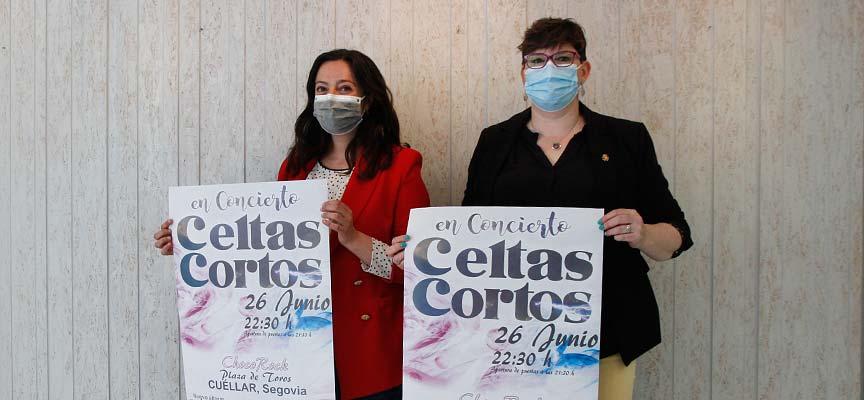 Concierto Cuéllar Celtas Cortos