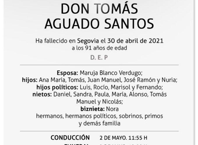 Tomás Aguado Santos