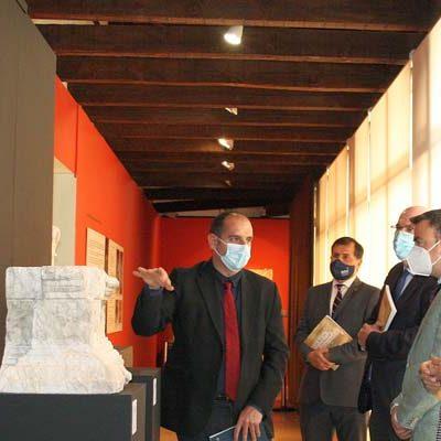 Las bulas de Cuéllar muestran su trascendencia histórica en el Museo de Segovia