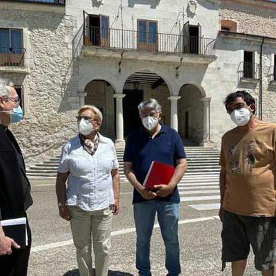 FEMUR proyecta desarrollar un evento en El Henar coincidiendo con el Año Jubilar
