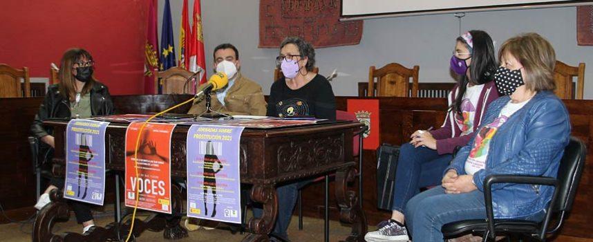 Ayuntamiento y 8M ponen en marcha unas Jornadas sobre Prostitución del 21 al 23 de mayo