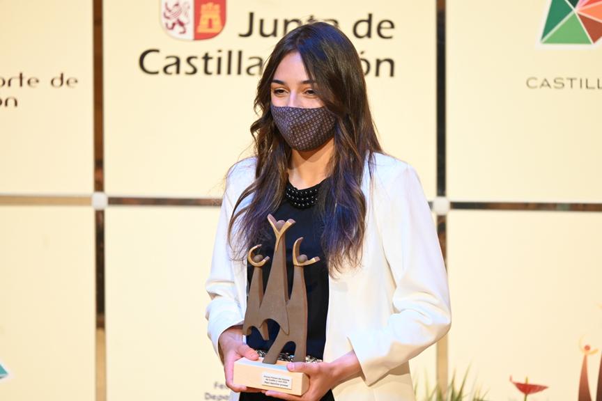 Marina Muñoz Premio Pódium 2020