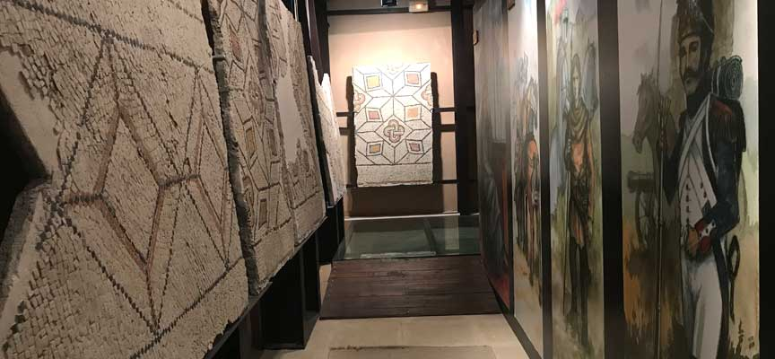 Aula Arqueológica de Aguilafuente.