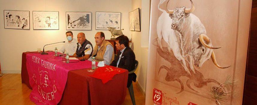 Las reses de Partido de Resina seleccionadas para una corrida en Lima se lidian hoy en Cuéllar