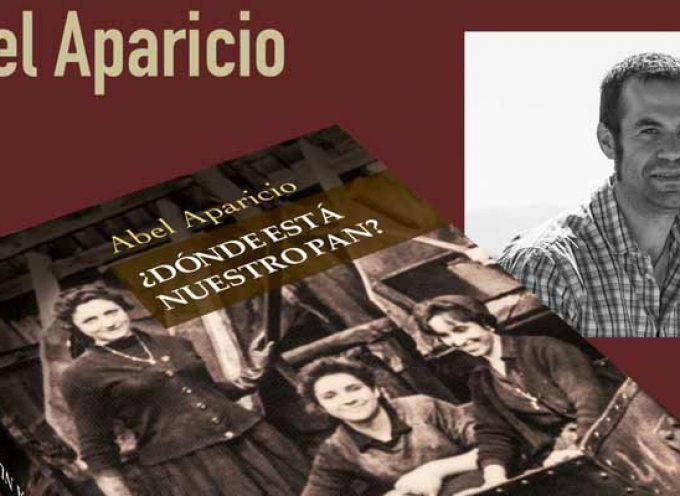 Abel Aparicio presenta el viernes en Cuéllar su poemario `¿Dónde está nuestro pan?´