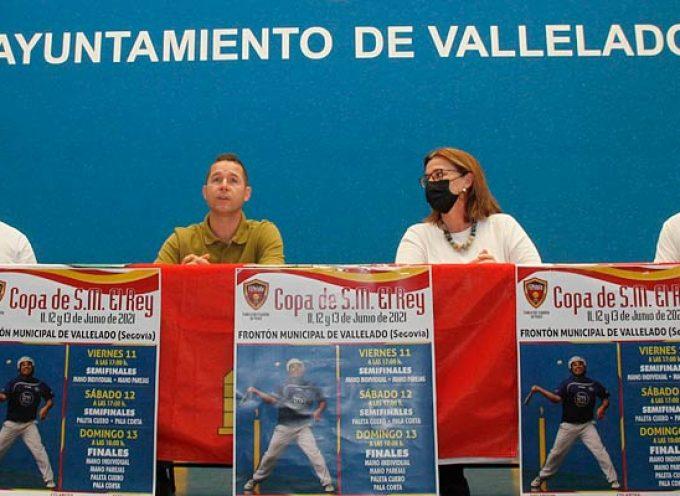La Copa del Rey de Pelota se juega este fin de semana en Vallelado