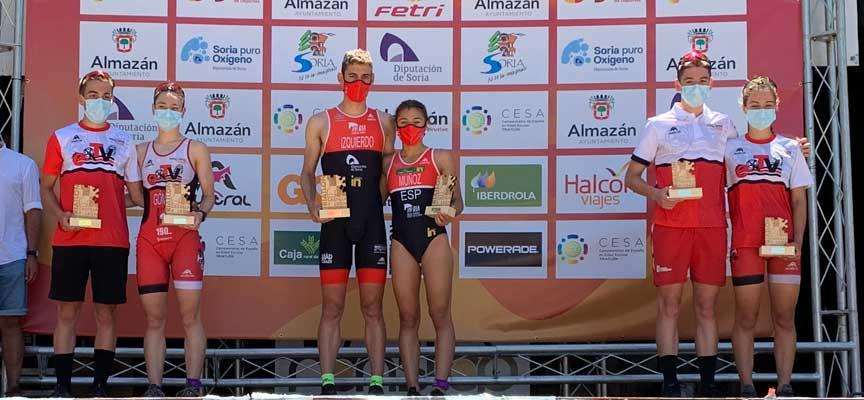 Marina Muñoz, Campeonato regional Triatlón Sprint