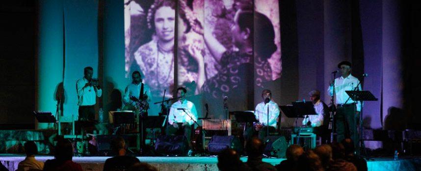 Coplas, tonadas, jotas y fandangos sonaron entre las `Músicas para una cierva acosada´