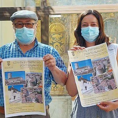Vuelve `Con el Patrimonio puntualmente´ centrándose en el barroco cuellarano