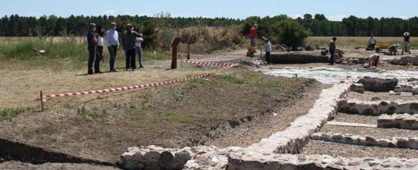 Comienza la nueva campaña excavaciones arqueológicas en la villa romana de Santa Lucía