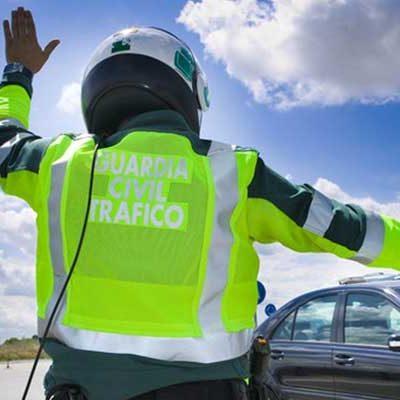 Investigado un varón por circular por Cuéllar tras perder la vigencia de su permiso de conducir