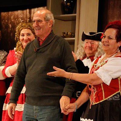 Tempus Gaudii dice adiós a los escenarios con `La Molinera de Arcos´