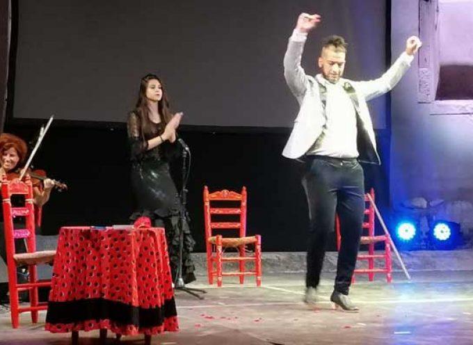 `Entre Sombras´ representó sobre el escenario la lucha de la mujer por la Igualdad