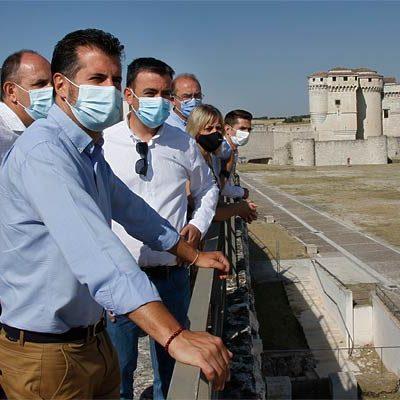 """Tudanca asegura que lo que está haciendo la Junta con la Sanidad pública """"no tiene perdón"""""""
