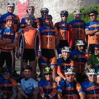 El Club MTB Correcaminos homenajeará el domingo a su socio Luis Izquierdo