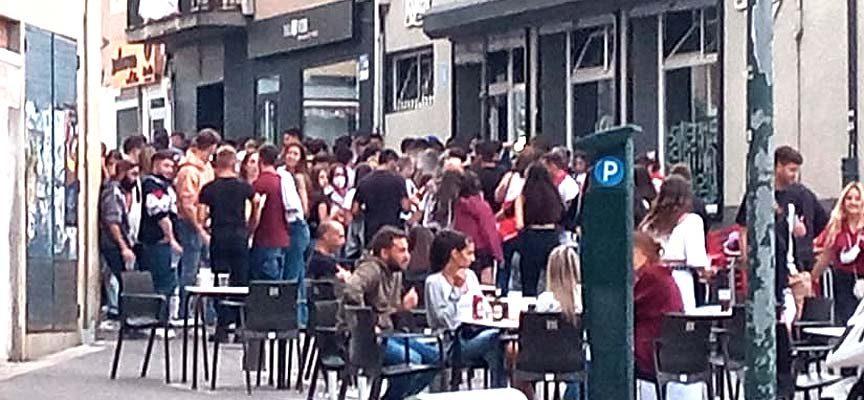 """El Ayuntamiento de Cuéllar """"lamenta y reprocha"""" las concentraciones de personas en las `no fiestas´"""