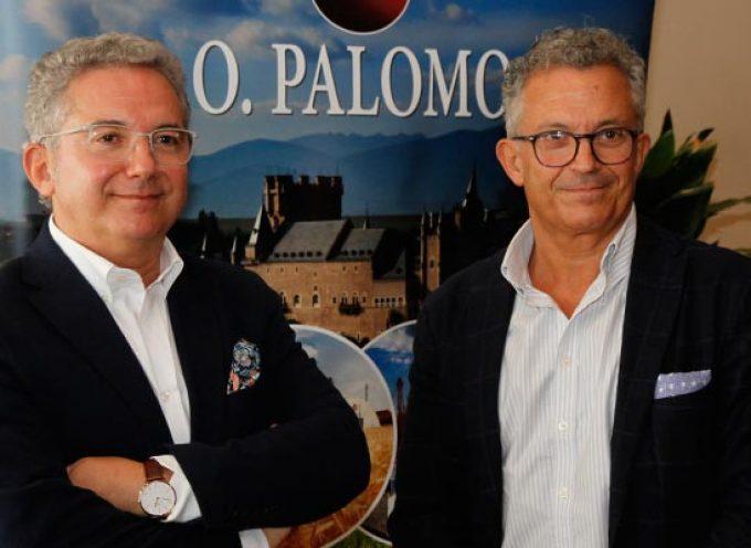 El grupo Octaviano Palomo presenta su nuevo proyecto cerealista en Cuéllar