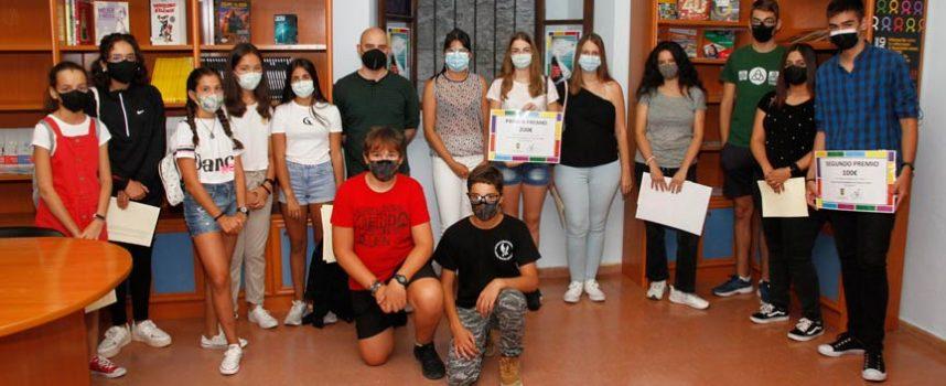 El I Rastreo Fotográfico de la Casa Joven de Cuéllar contó con unos 40 participantes