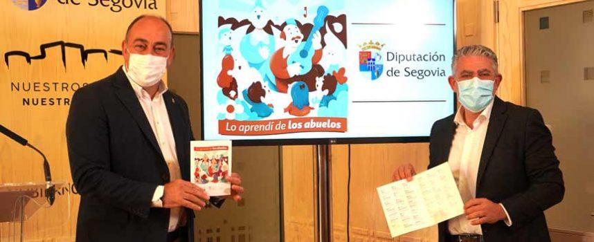 'Lo aprendí de los abuelos', nueva propuesta cultural de la Diputación