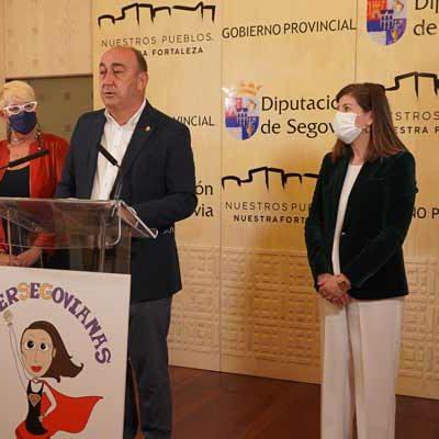 La Diputación acerca la figura de segovianas ilustres con el proyecto `Supersegovianas´