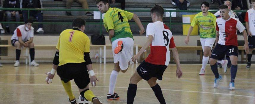 Abultada victoria del FS Cuéllar ante El Espinar Arlequín