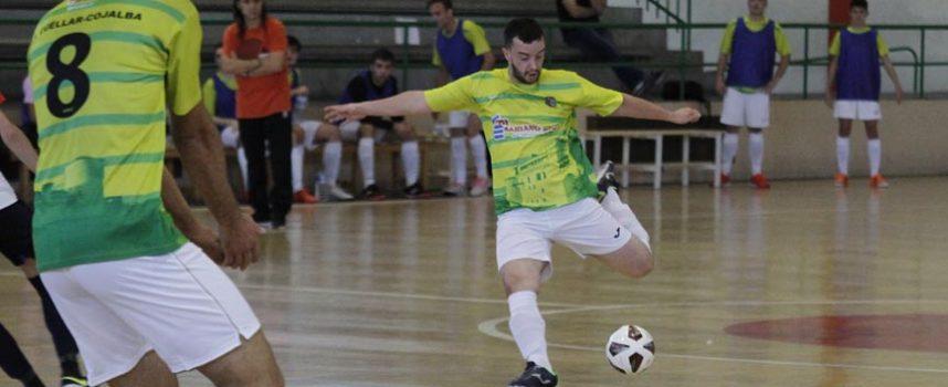 El FS Cuéllar sufrió para sumar los tres puntos ante el Ríver Zamora