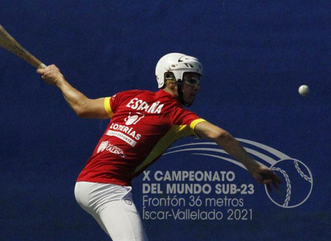 El X Campeonato del Mundo de Pelota Sub-23 arranca en Vallelado